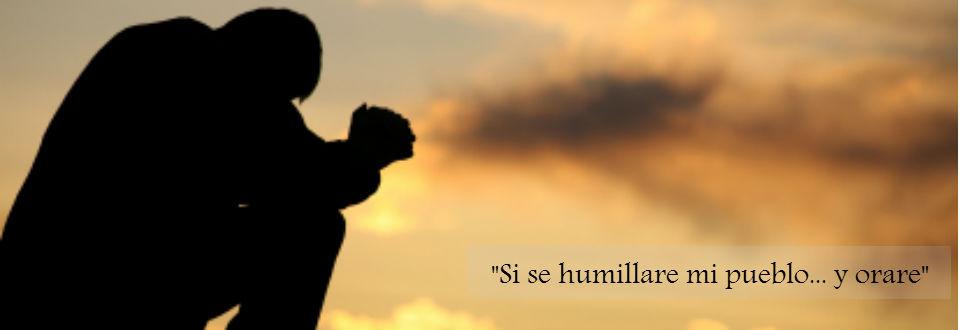 Como Orar – man – si se humillare