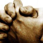 Como, donde orar. Manos unidas en oracion
